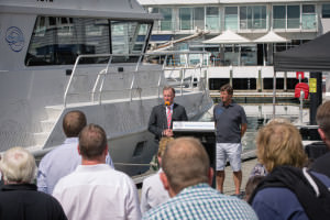 Grand opening for Tasmanian Boat Charters-100
