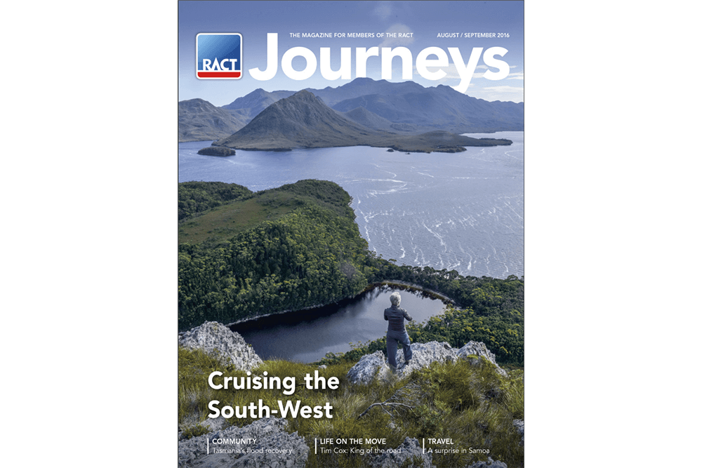 RACT Journeys: Cruising on the Edge