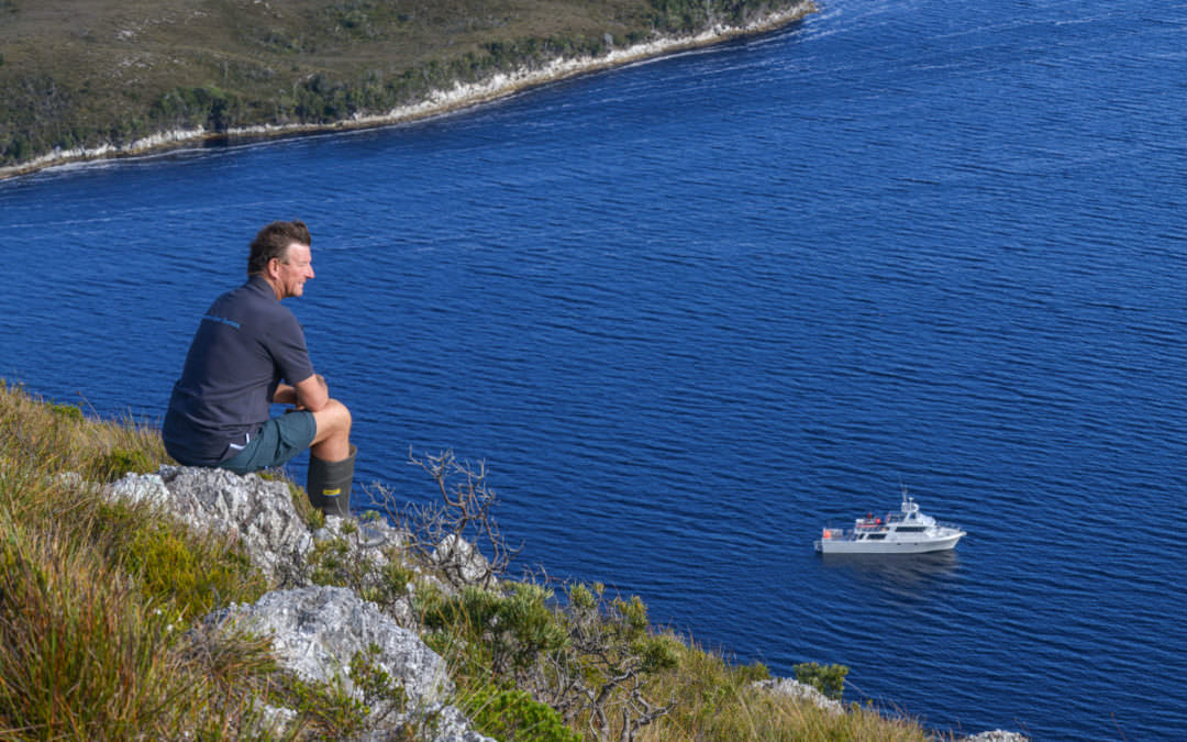Former Policeman & Abalone Diver Pieter van der Woude Shares the Wilderness of the Remote Southwest with Tourism Cruise Venture