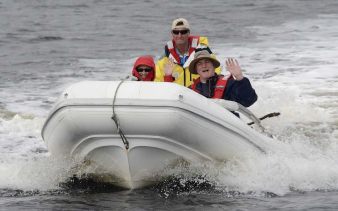 New jet boat joins Tasmanian Boat Charters' fleet
