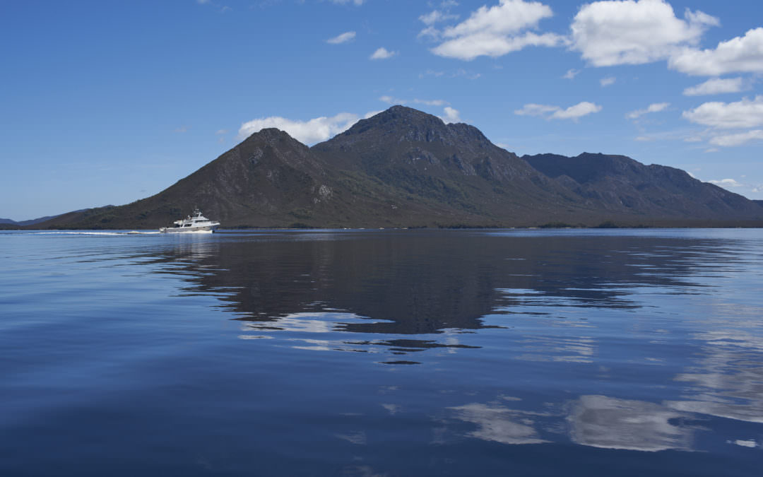 The best time to visit Port Davey