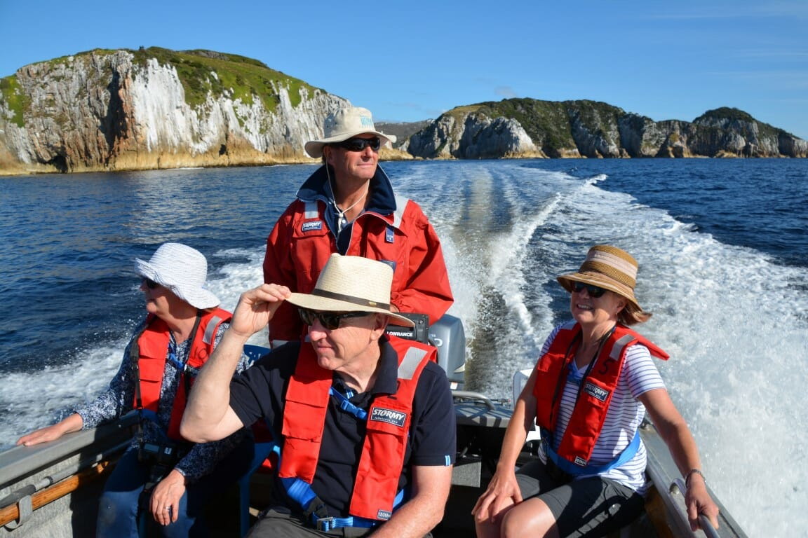 Explore The Beauty Of Caribbean: Bruny Island Discovery Cruise