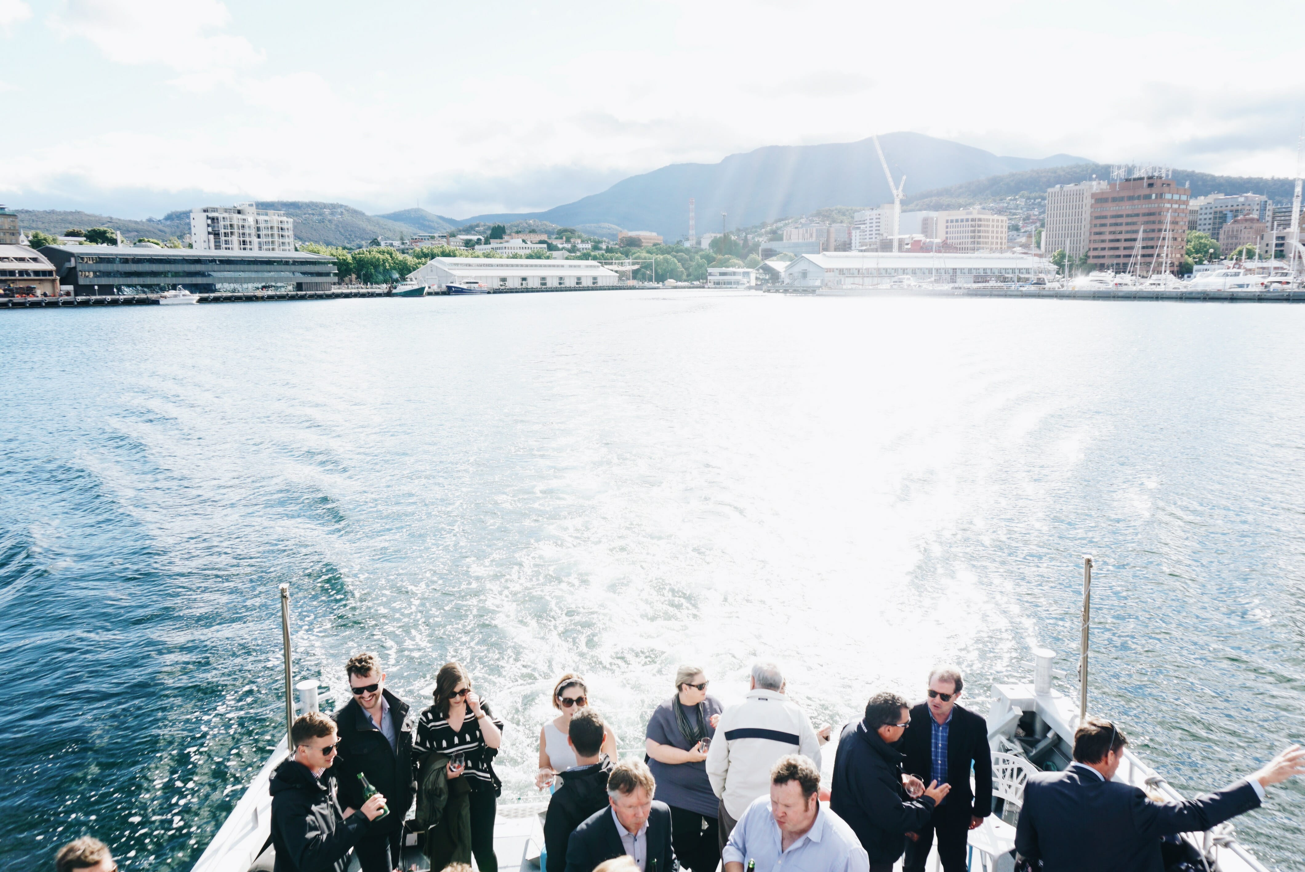 Private Harbour Cruise
