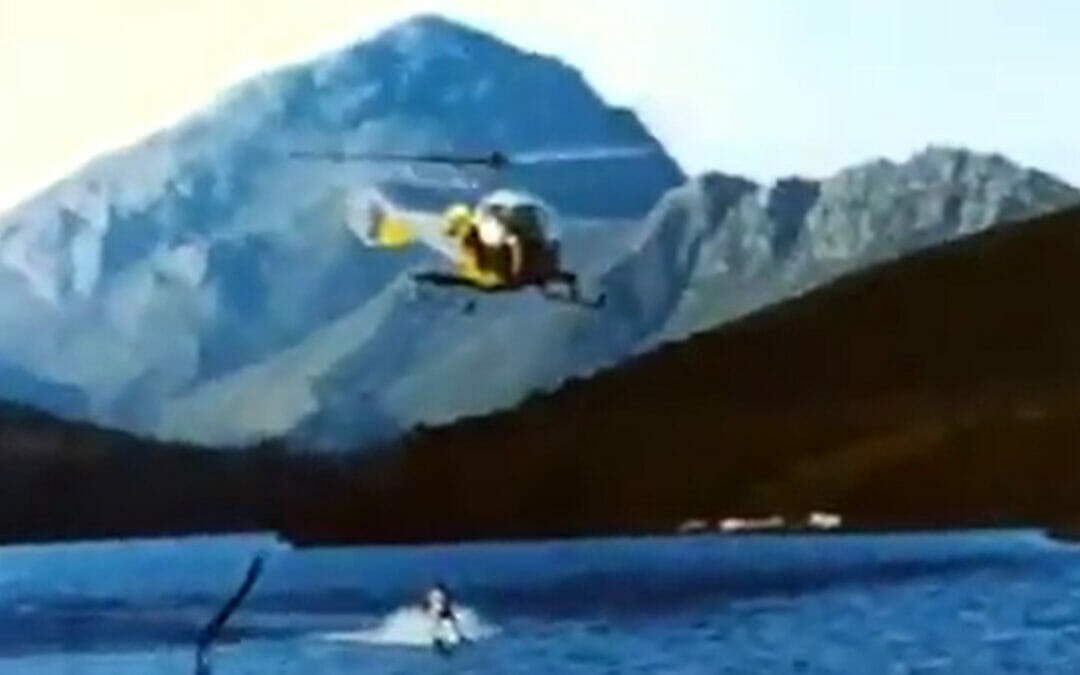 Is Clyde Clayton the Mystery Heli-skier?